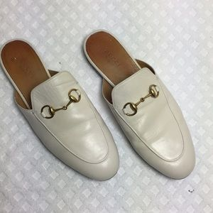 Gucci Princeton Slip-On Loafers Size 37 1/2